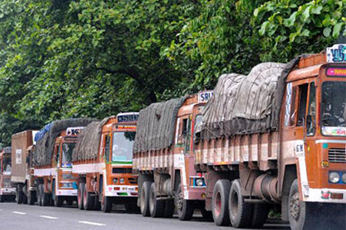 Logistic stocks rally on GST inches close to become reality