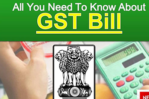 Racing towards GST  I-T to hold Industry's Hand