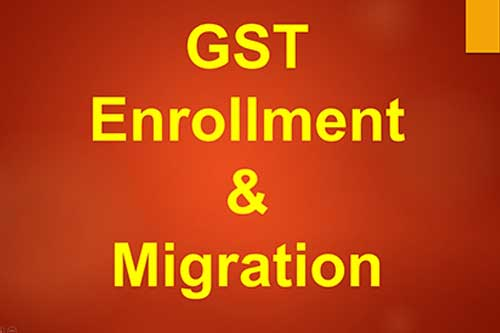 Last date for GST Enrollment at GST Portal (www.gst.gov.in) extended upto 30 Apr. 2017